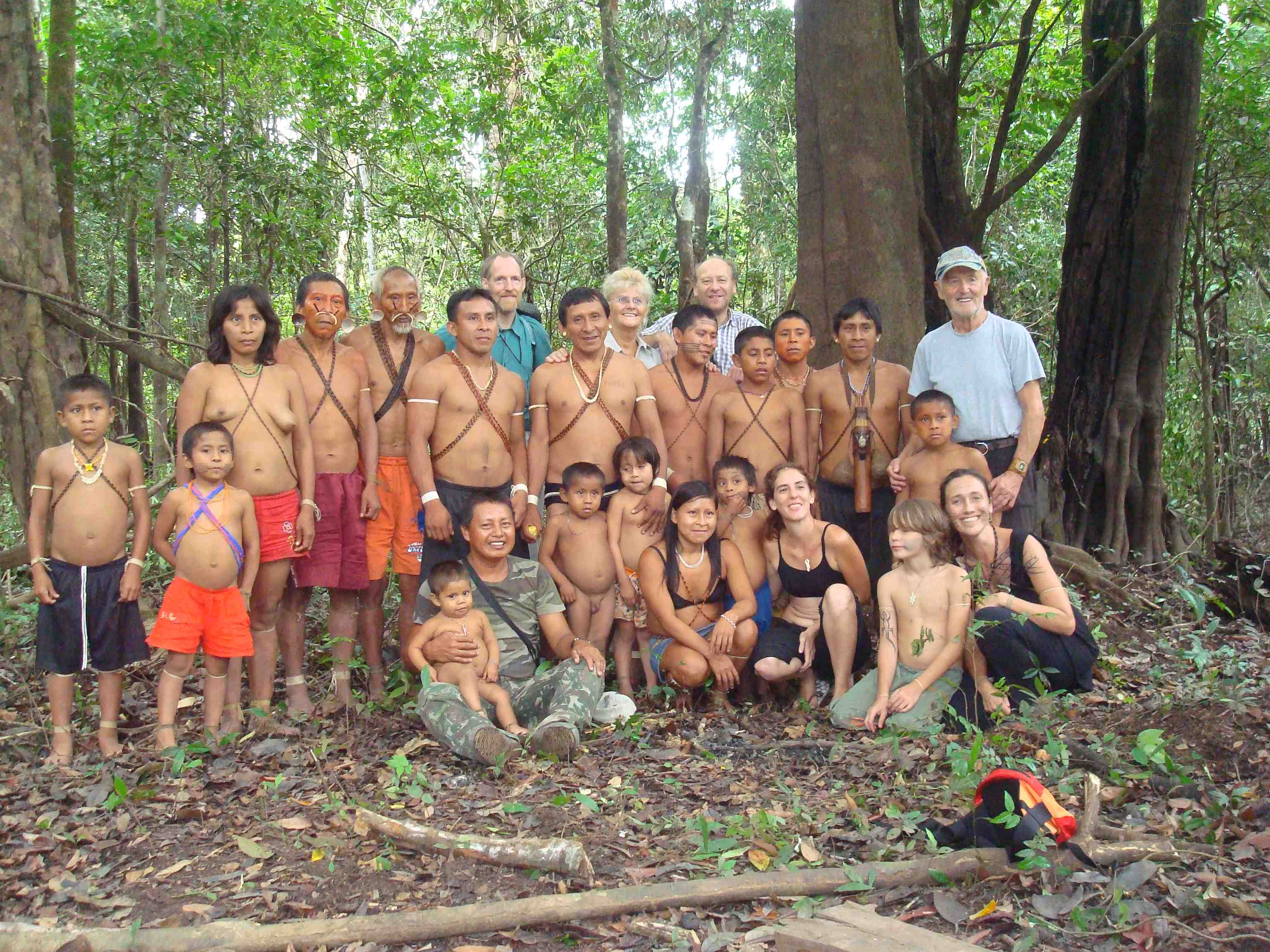 Amazon tribe nudist adult streaming