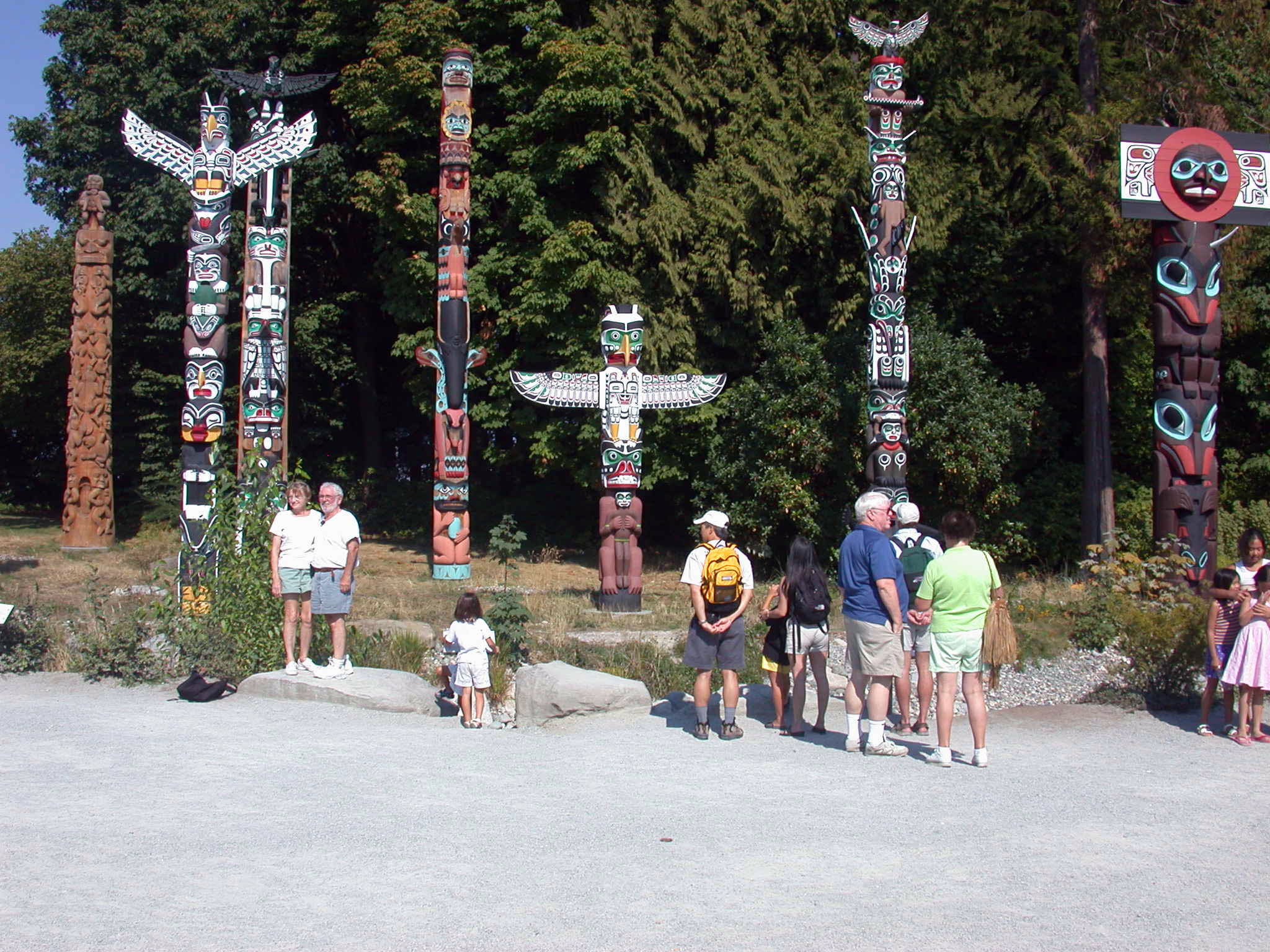 The Totem Pole Material Transformation Of A Cultural Icon