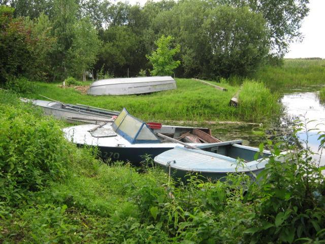 Peipus boats